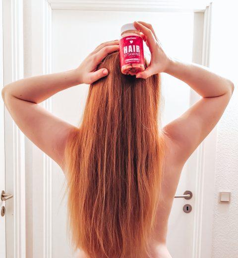 hurtigt voksende og sundt hår med Yummi Gummi